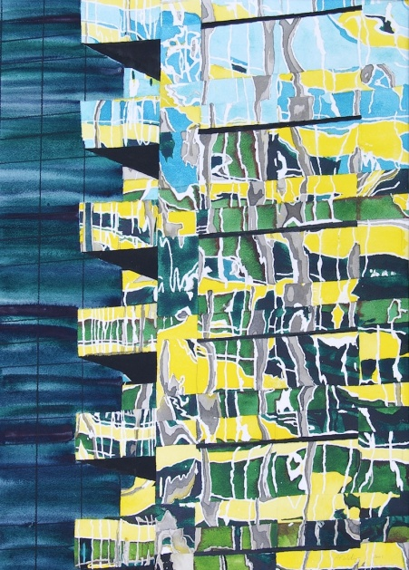 Emerald Balconies